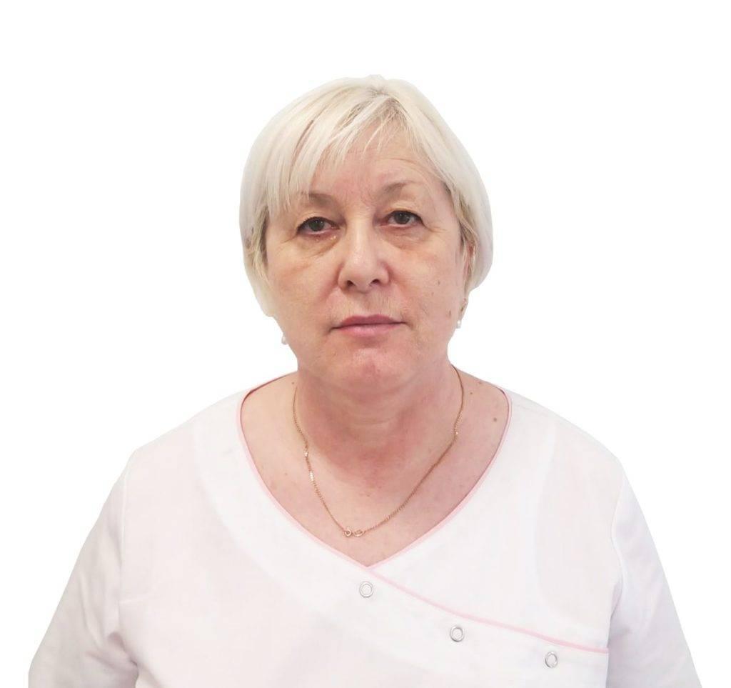Телитченко Галина Ивановна