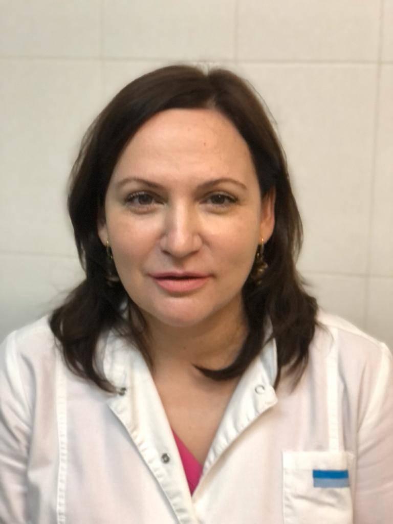 Горбачева (Долныкина) Наталья Михайловна